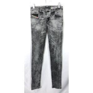 DIESEL grupee skinny jeans